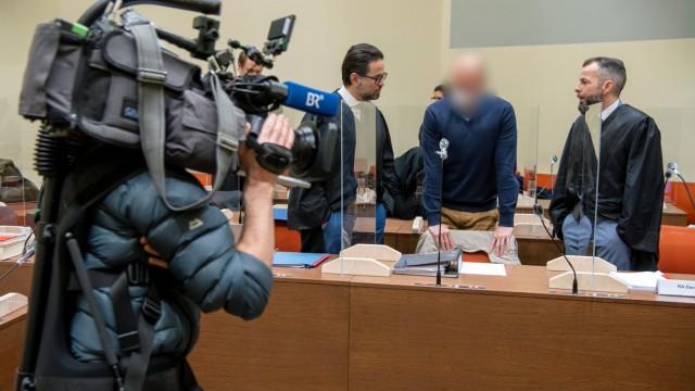 Doping-Prozess gegen Mark S. in München