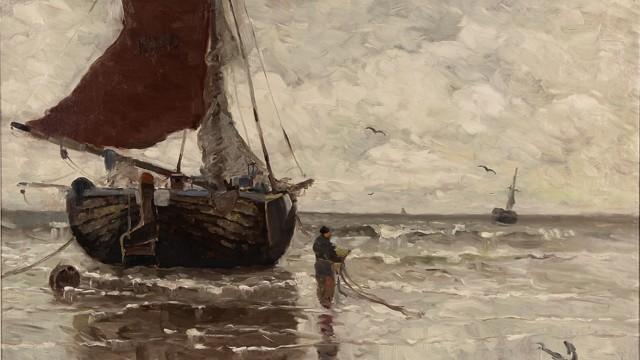 """Gemäldegalerie """"Katwijk an Zee"""""""