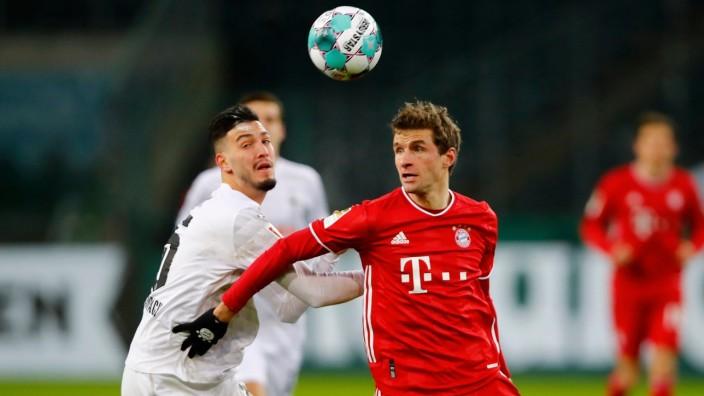 Bundesliga - Borussia Moenchengladbach v Bayern Munich