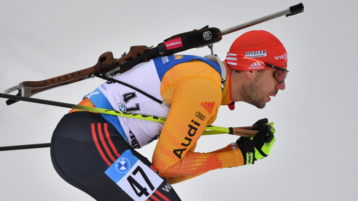 Biathlon in Oberhof: Peiffer nach perfektem Rennen Zehnter