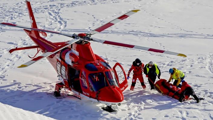 Ski alpin: US-Profi Tommy Ford verletzt sich beim Weltcup in Adelboden 2021