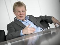 DGB-Vorsitzender Hoffmann
