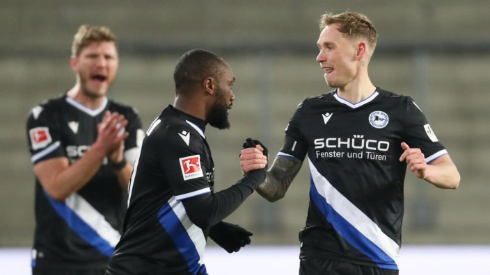 Arminia Bielefeld - Hertha BSC