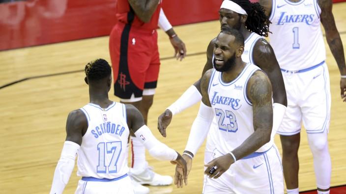 Houston Rockets - Los Angeles Lakers