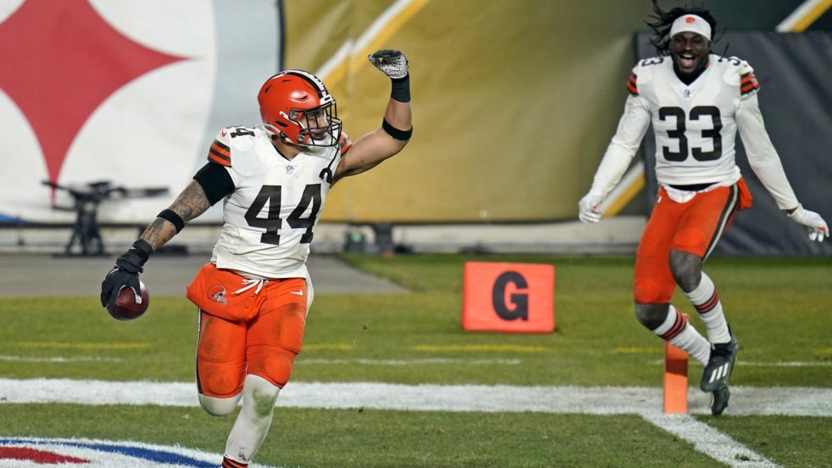 Browns in den NFL-Playoffs: Believeland