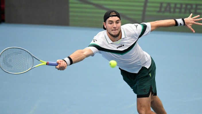 Tennis - Jan-Lennard Struff