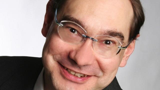 honorarfreies Pressebild Prof. Dr. Ralf Brinktrine, Uni Würzburg