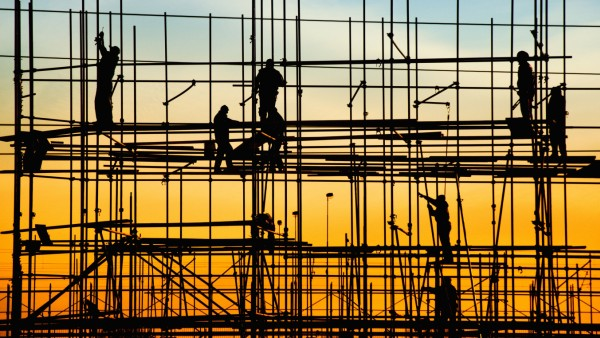 Construction site Construction site PUBLICATIONxINxGERxSUIxHUNxONLY IGORxSTEVANOVICx xSCIENCExPHOTO