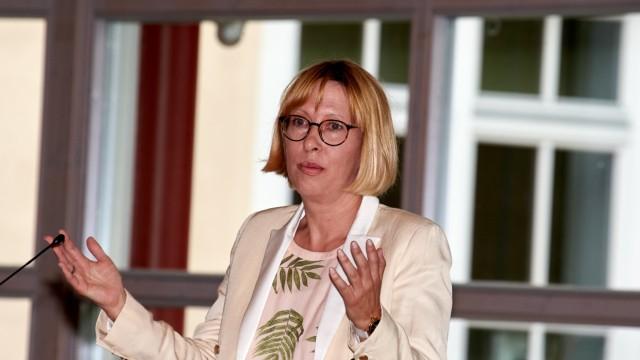 Schulrätin Petra Burkhardt