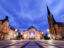 Chemnitz wird Kulturhauptstadt 2025