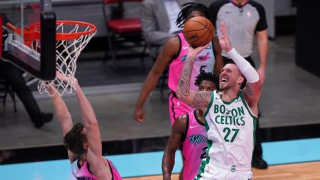 NBA: Boston Celtics gegen Miami Heat