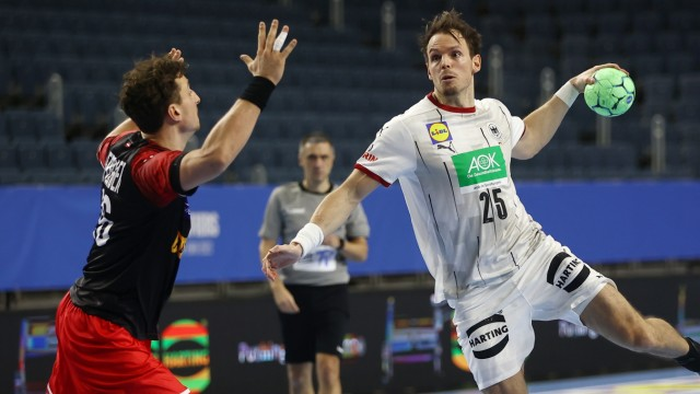 Germany v Austria - Handball EURO Qualification