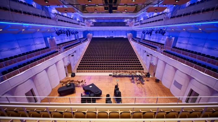 Coronavirus - Konzerthaus Dortmund