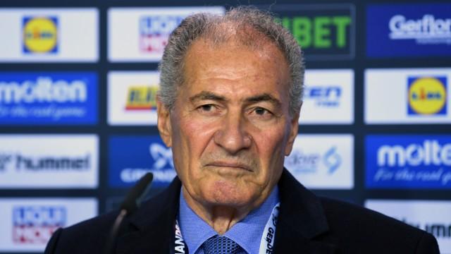 IHF-Präsident Moustafa