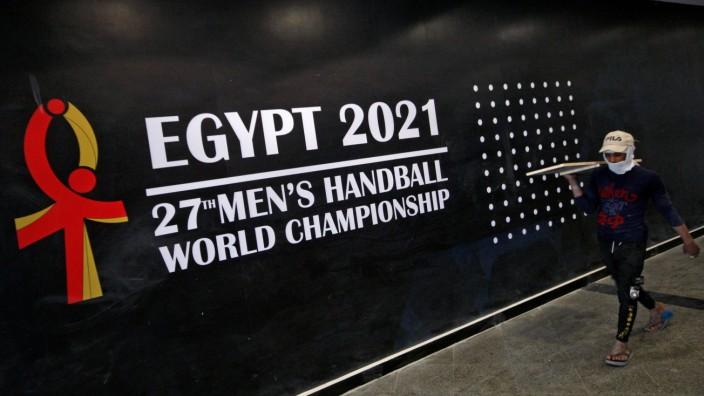Preparations for Handball World Championship amid the spread of the coronavirus disease (COVID-19) in Egypt