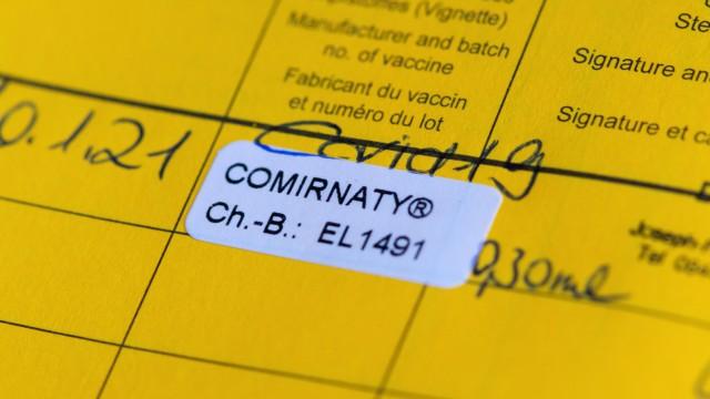 Coronavirus - Impfzentrum