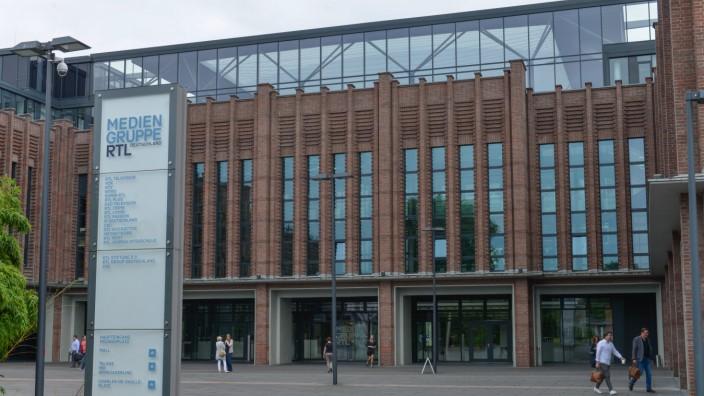 Hauptverwaltung Mediengruppe RTL Deutschland Picassoplatz Deutz Koeln Nordrhein Westfalen Deut