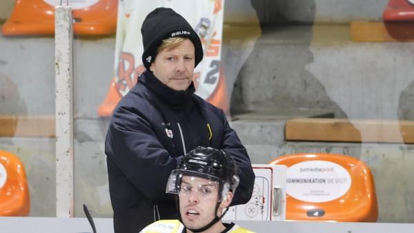 Eishockey, DEL2, 7.Spieltag - 20/21 - EHC Freiburg vs. Toelzer Loewen - 12. Januar 2021 Kevin Gaudet (Toelzer Loewen Tra; Eishockey