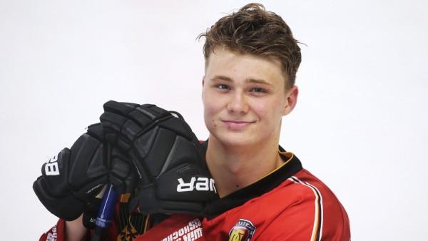 Eishockeyspieler Tim Stützle