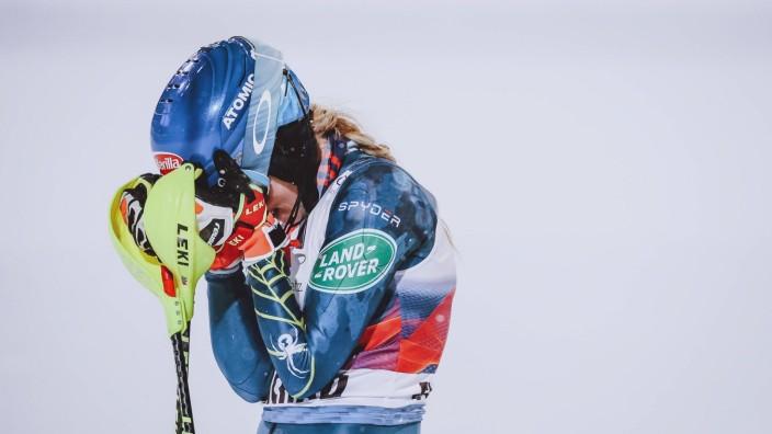 AUT, FIS Weltcup Ski Alpin, Flachau 12.01.2021, Hermann Maier Weltcupstrecke, Flachau, AUT, FIS Weltcup Ski Alpin, Slalo