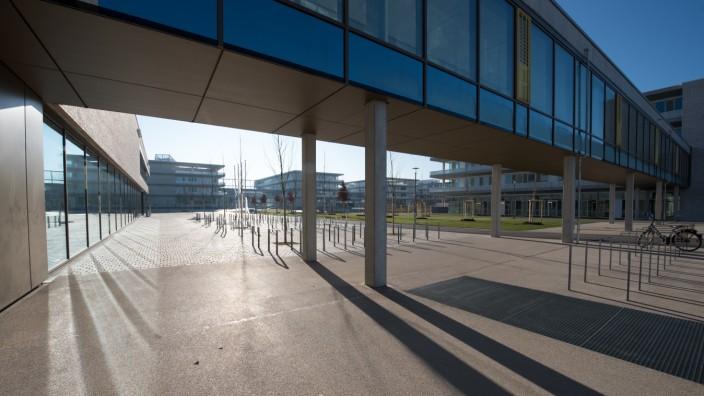 Bildungscampus in München-Freiham, 2020