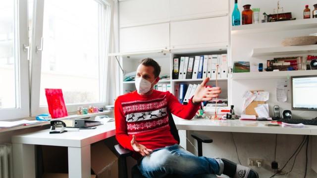 Die neue FFP2-Maskenpflicht Verordnung im Bayern, die am Montag eingetreten ist.