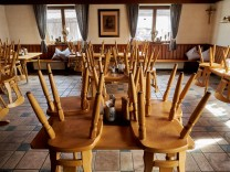 Purfing Gaststätte Haberer - in der Corona-Krise