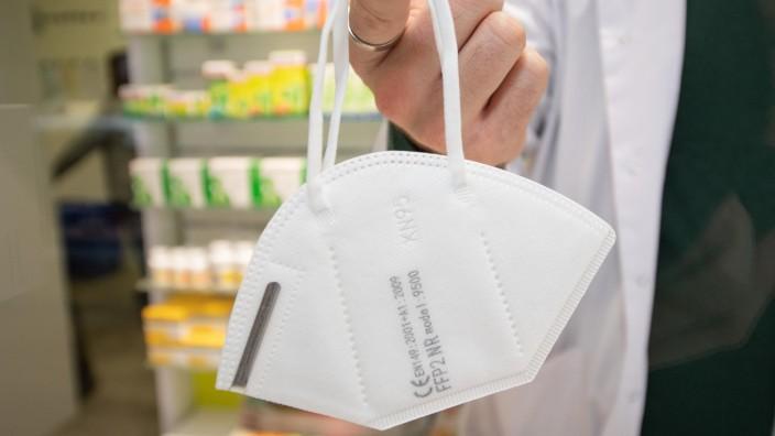 Bayern FFP2-Maskenpflicht für Nahverkehr und Einzelhandel