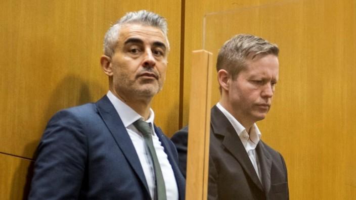 Mustafa Kaplan, Stephan Ernst, Lübcke-Mordprozess