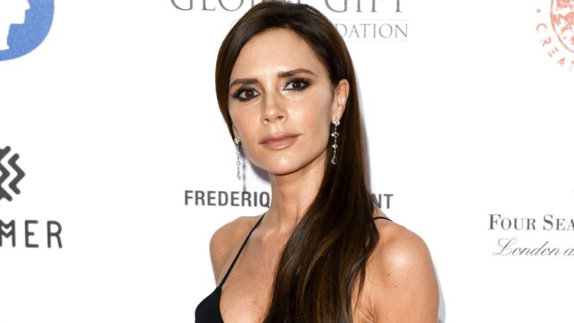 Victoria Beckham bei der Global Gift Gala 2015 im Hotel Four Seasons London 30 11 2015 Victoria Be