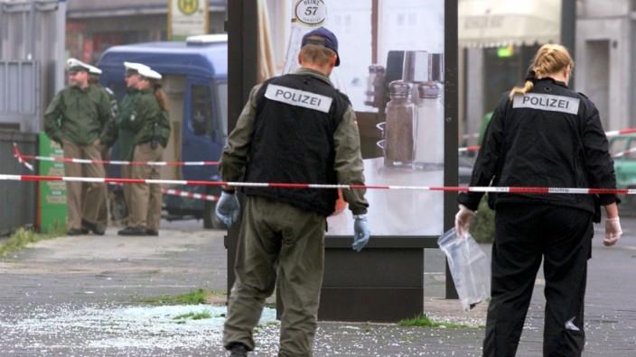 Anschlag in Düsseldorfer S-Bahnhof