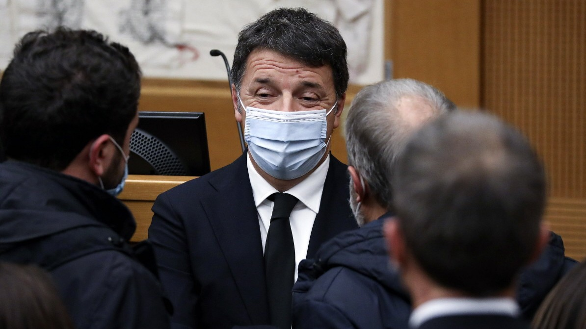 Regierungskrise in Italien: Renzi in zentraler Rolle