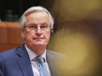 Brexit: EU-Chefverhandler Michael Barnier