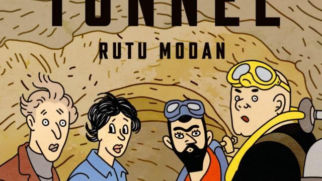 Cover Tunnel Rutu Modan