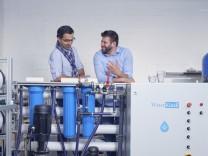 GWA Hygiene; Firmengründer vom Berlinger Start-up Boreal Light