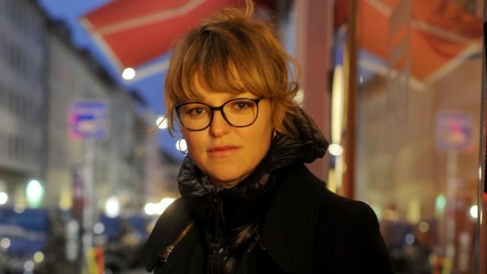 Lisa Wagner in München, 2018