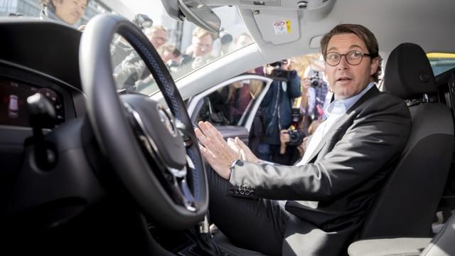 """Eröffnung des Projektes ´Autonomes Fahren"""""""