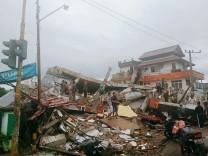Indonesien: Mindestens sechs Tote bei Erdbeben