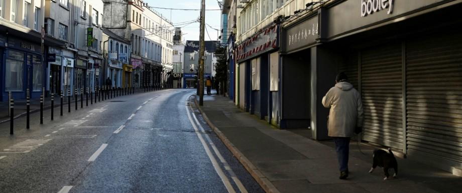 FILE PHOTO: Outbreak of the coronavirus disease (COVID-19) pandemic in Galway