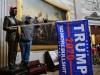 Anhänger des noch amtierenden US-Präsidenten Donald Trump stürmen am 6. Januar das Kapitol