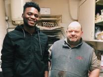 Frankreich: Der Bäcker, der gewonnen hat