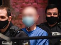 """Prozess gegen """"Waldläufer von Oppenau"""": """"Ich bin ein freiheitsliebender Mensch"""""""