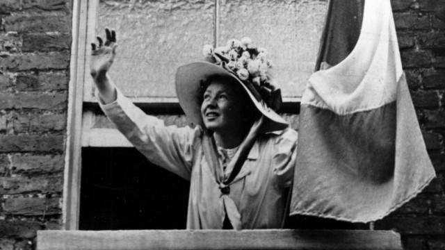 Dame Christabel Pankhurst 1880 1958 daughter of Emmeline Pankhurst and militant suffragette Loca