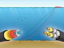 Ozean: Tiefer gelegt