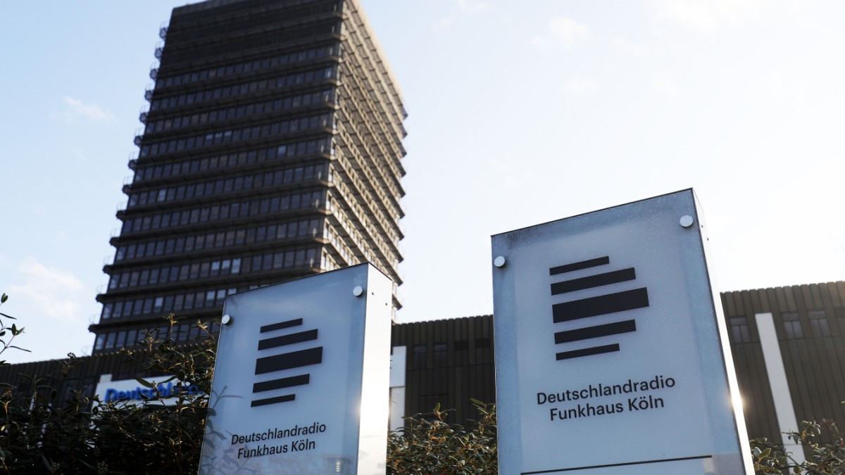 Keine Beitragserhöhung: Deutschlandradio kündigt Tarifverträge
