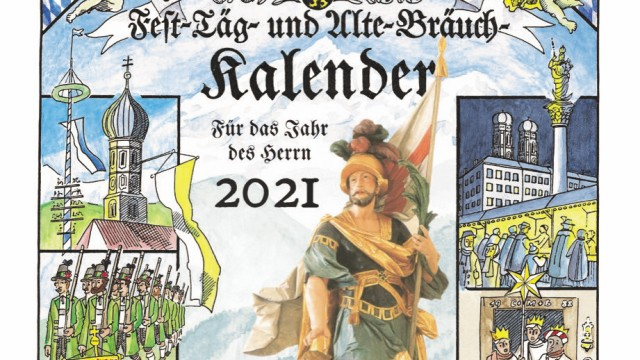 """""""Der Oberbaierische Fest-Täg-und Alte-Bräuch-Kalender"""""""