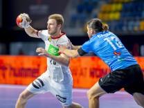 Handball-WM: 43 Tore gegen den Neuling
