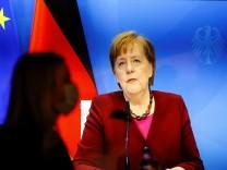 """CDU-Parteitag: Merkel: Neue CDU-Führung muss """"Antworten für die Aufgaben der Zukunft"""" finden"""