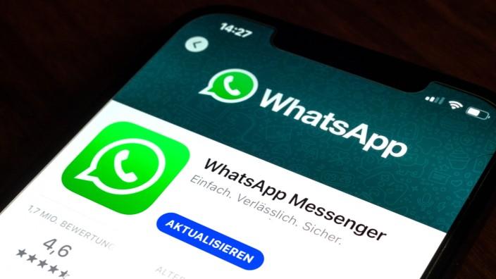 WhatsApp ändert die Nutzungsbedingungen - Facebook zwingt WhatsApp Nutzer zum Facebook Account - Viele Nutzer sind nun a