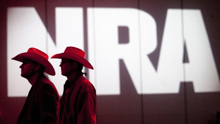 US-Waffenlobby NRA